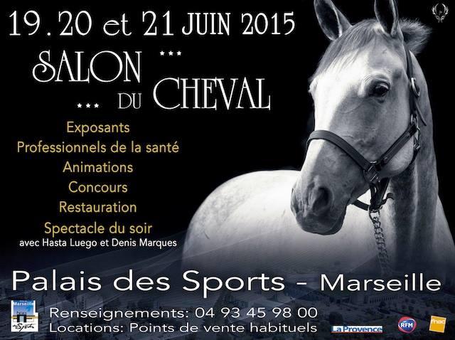 Salon du cheval de marseille lesaboteur - Salon du cheval tarif ...