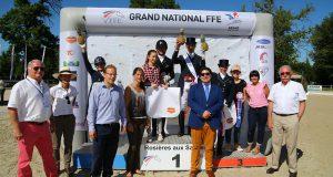 Grand National FFE de Dressage de Rosières aux Salines