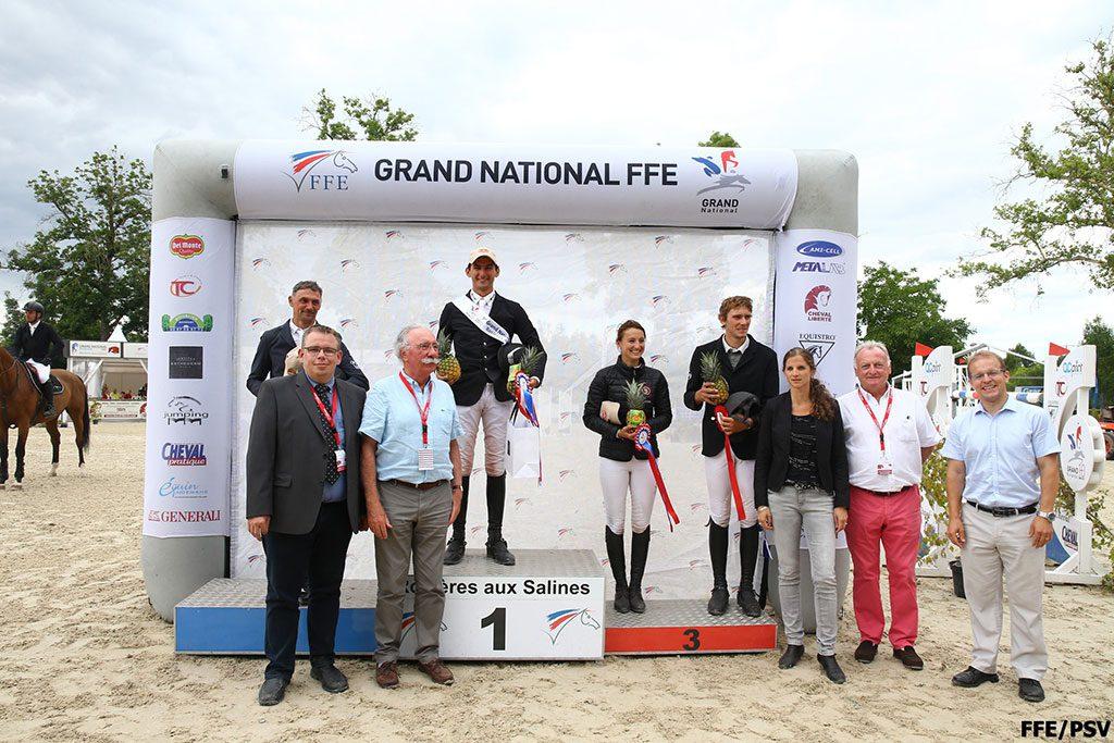 Benoit cernin Pro Elite Grand Prix 1m50