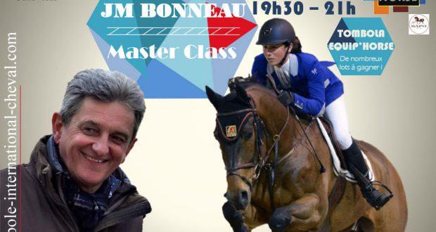 JM Bonneau Master Class 2017