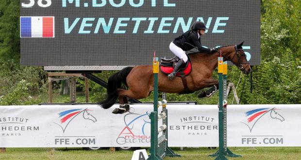 Amateur Gold Tour FFE Méline Boute
