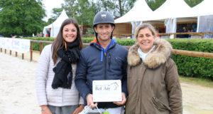 Saut d'obstacles Tours Pernay Julien Gonin