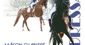 circuit Grand National FFE-AC Print de dressage à Mâcon Chaintré