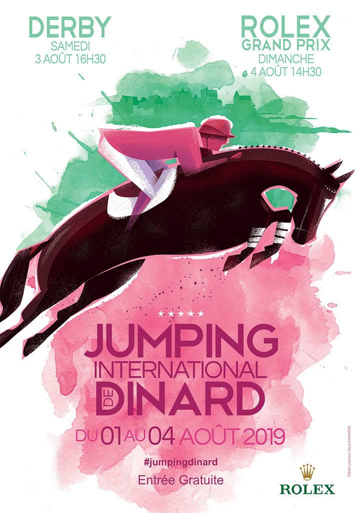 jumping dinard 2019 affiche
